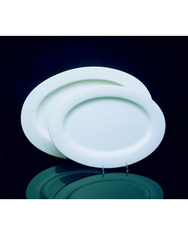 """Whittier 22"""" Oval Platter"""