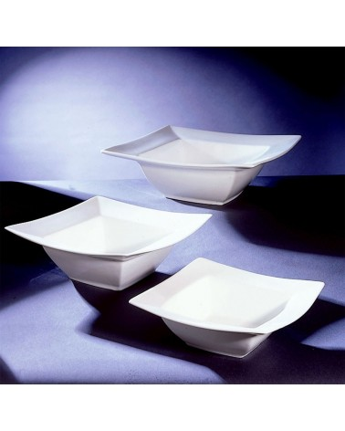 "Whittier 7"" Square Rim Bowl (12 oz.)"
