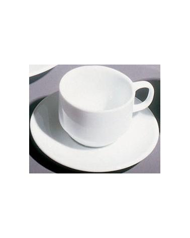 Bistro Tea Cup & Saucer (6 oz.)