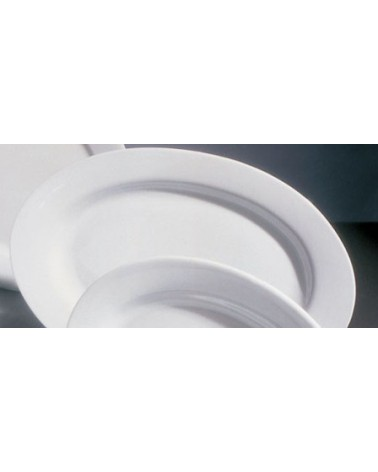 "Bistro 14"" Oval Plate"