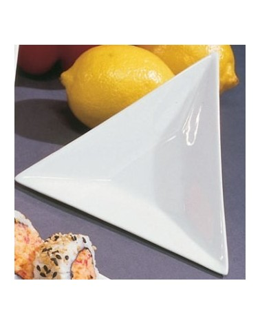 "Whittier 5"" Triangle Tid Bit Tray"