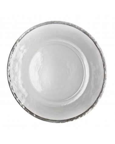 """Alpine Silver  13"""" Charger Plate"""