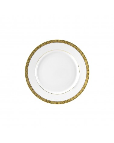 "Athens Gold 6"" Bread & Butter Plate"