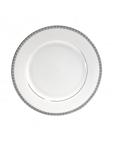 "Athens Platinum 10.625"" Dinner Plate"
