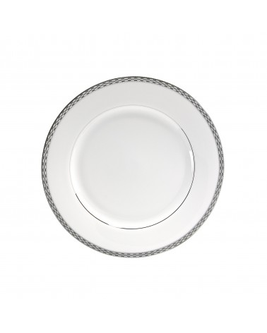"Athens Platinum 9"" Luncheon Plate"