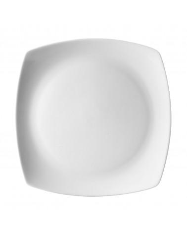 "Aurora Square 11"" Dinner Plate"