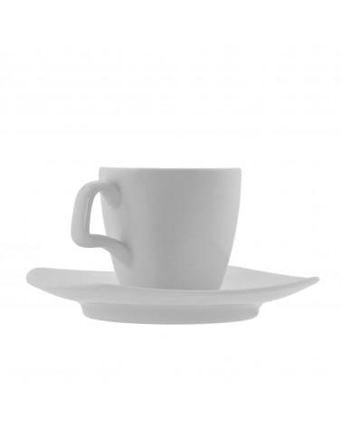 Aurora Square Demi Cup Saucer (4 oz.)