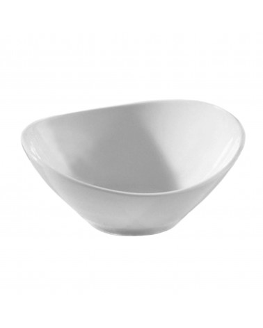 "Aurora Square 8"" Contour Bowl (16 oz.)"
