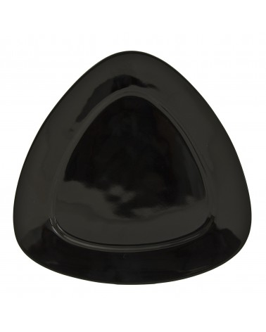 "Black Triangle 12"" Tri Plate"