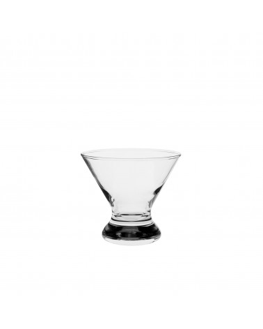 Bolero Glass Dessert Dish 7.5 oz.