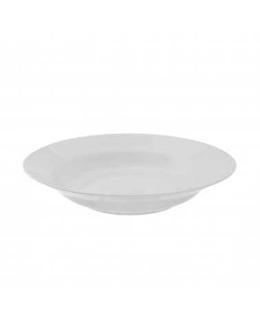 "Classic White  9"" Rim Soup (12 oz.)"