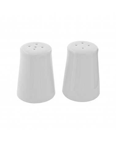 Classic White  Salt & Pepper