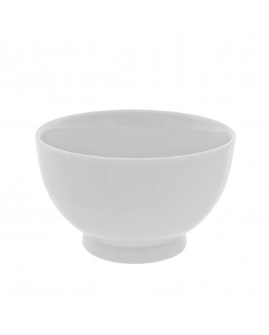 Classic White Footed Rice Bowl (18 oz.)