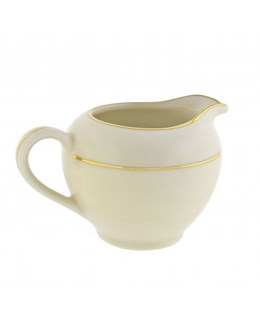 Cream Double Gold  Creamer (8 oz.)