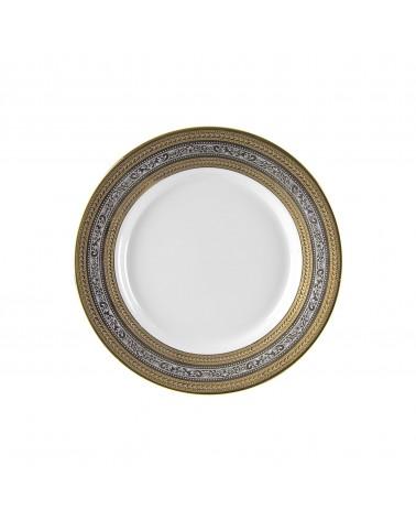 "Elegance  7.75"" Salad Dessert Plate"