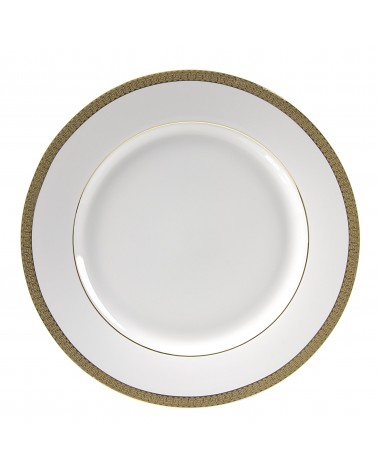 "Luxor Gold   12"" Charger Plate"