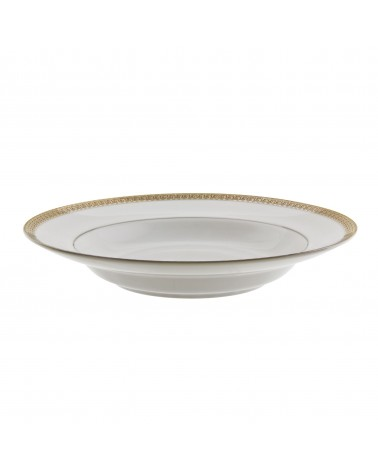 "Luxor Gold   9"" Rim Soup (8 oz.)"
