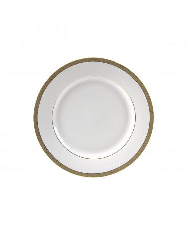 """Luxor Gold   7.75"""" Salad Dessert Plate"""