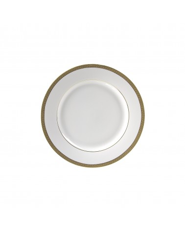 "Luxor Gold   6"" Bread & Butter Plate"