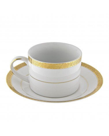Luxor Gold   Can Cup Saucer (6 oz.)