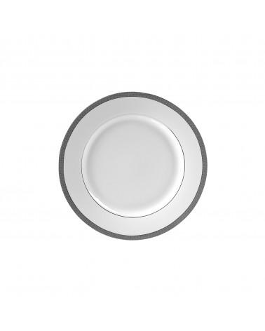 """Luxor Platinum  6"""" Bread & Butter Plate"""
