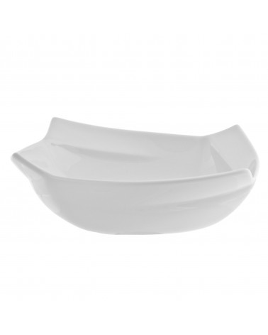 "Nouve White  9"" Vegetable Bowl (21 oz.)"