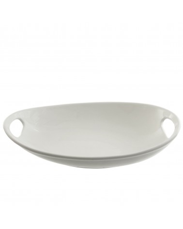 "Oslo 18"" Shallow Handle Bowl"