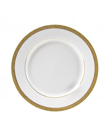 "Paradise Gold 10.625"" Dinner Plate"