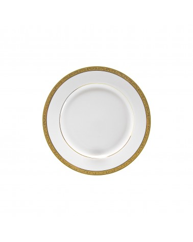 "Paradise Gold 6"" Bread & Butter Plate"