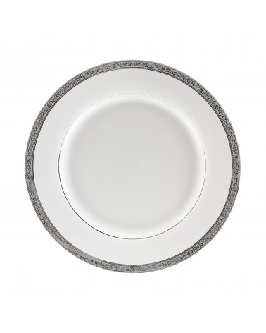 "Paradise Platinum 12"" Charger Plate"
