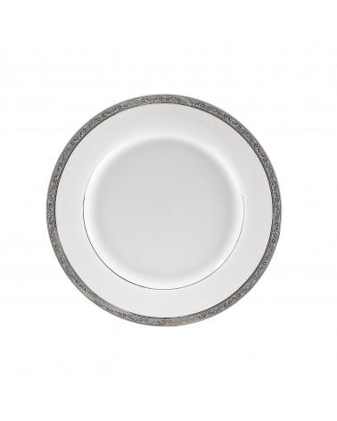 "Paradise Platinum 9"" Luncheon Plate"