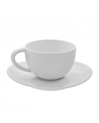 Royal Oval Cup Saucer (10 oz.)