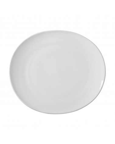 "Royal Oval 11"" Dinner Plate"
