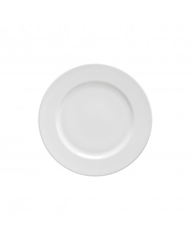 "Royal White   6"" Bread & Butter Plate"