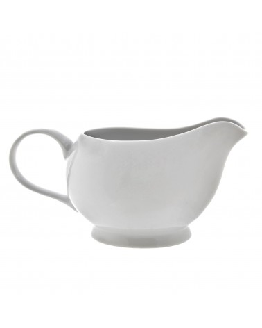 Royal White   1-Piece Gravy Boat (16 oz.)
