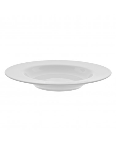 "Royal White   12"" Rim Soup (14 oz.)"