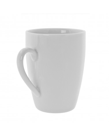 Royal White   Barrel Mug (10 oz.)