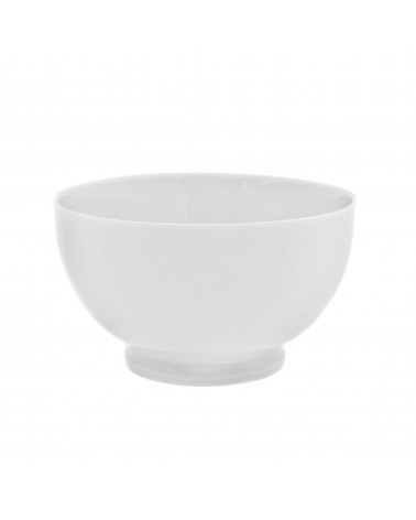 Royal White   Footed Rice Bowl (20 oz.)