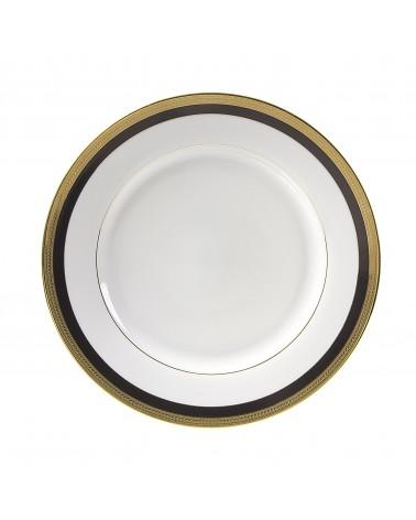 "Sahara Black 10.625"" Dinner Plate"