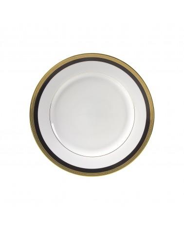 "Sahara Black 9"" Luncheon Plate"