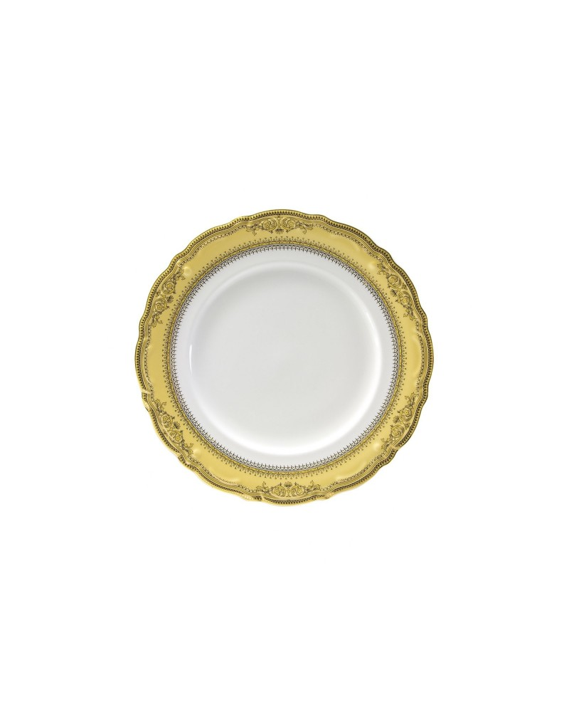 "Vanessa Gold  6"" Bread & Butter Plate"