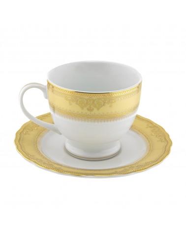 Vanessa Gold  Ballet Cup Saucer (6 oz.)