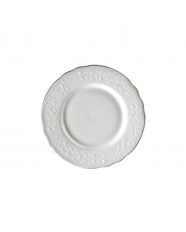 """Vine Silver Line  6"""" Bread & Butter Plate"""