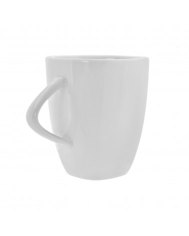 White Triangle  Tri Mug (11 oz.)