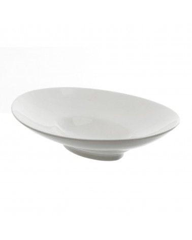"Whittier 10"" Shallow Oval Bowl (14 oz.)"