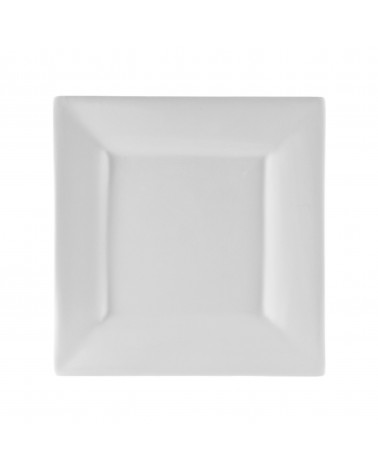 "Whittier 10"" Square Plate"
