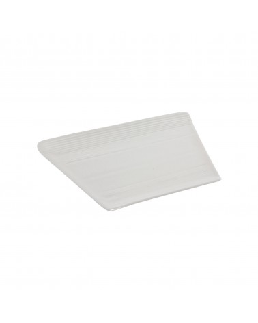 "Whittier 7.5"" x 11"" Trapezoid Plate"