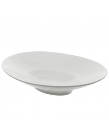 "Whittier 12"" Shallow Oval Bowl (24 oz.)"