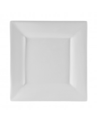 "Whittier 12"" Square Plate"
