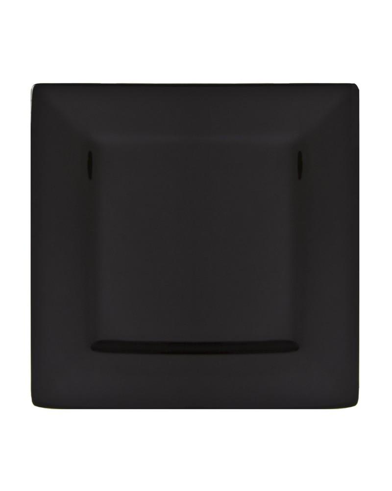 Whittier 12\  Black Square Plate  sc 1 st  TableTopOutlet & Serving Platters Serving Bowls \u0026 Plates 12\